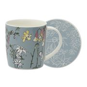 Ecology - May Gibbs Flower Babies Mug/Coaster Set Meadow 2pc