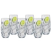 Bohemia - Club High Ball Set  6pce 350ml
