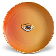 L'Objet - Lito Eye Canape Plate Orange Yellow