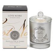 Cote Noire - Jasmine Flower Tea Silver Candle 185g