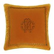 Roberto Cavalli - Venezia Cushion Mustard 40x40cm