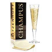 Ritzenhoff - Champus Champagne Flute Daniela Melazzi