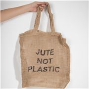 Carnival - Jute Not Plastic Handmade Jute Shopping Bag