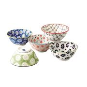 Mino Japan - Goshiki Ceramics Bowl Set 11cm  5pce