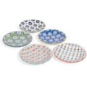 Mino Japan - Goshiki Ceramics Plate 16.5cm Set 5pce