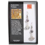 David Howell - Saguaro Forms Earrings