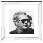 Luxe By Peter's - Steve McQueen Frame 50x50cm