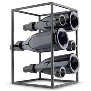 Eva Solo - Nordic Kitchen Wine Cube Black 22.5x33x20cm
