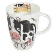 Roy Kirkham - Please Shut The Gate Mug Cow 400ml