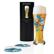 Ritzenhoff - Wheat Beer Glass Shinobu Ito