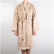 Cord Robes - Cord Stripe Robe Linen