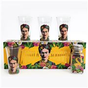 Luxe By Peter's - Frida Kahlo Tequila Slammer Set 5pce