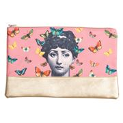 Luxe By Peter's - Mademoiselle Toiletry Bag Pink 22x36cm