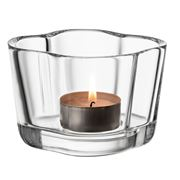 iittala - Alvar Aalto Tealight Candle Holder Votive Clear