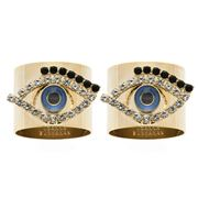 Joanna Buchanan - Evil Eye Napkin Ring Set 2pce