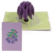 Colorpop - Jacaranda Tree Card