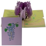 Colorpop - Wisteria Tree Card