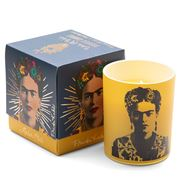 Luxe By Peter's - Frida Kahlo Scented Candle Amber Chili