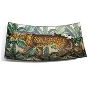 Luxe By Peter's - Safari Animal Trinket Dish Leopard
