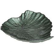 Anya - Monsteria Plate Pale Green 18x21cm