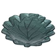 Anya - Lori Leaf Plate Green 21x23.5cm