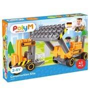 Poly M - Construction Site Kit