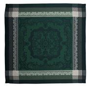 Garnier-Thiebaut - Fontainebleau Vert Profond Napkin 54x54cm