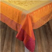 Garnier-Thiebaut - Shambala Epices Tablecloth 155x260cm
