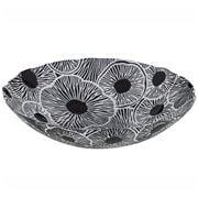 Anya - Prato Bowl Black & White 33cm