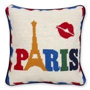Jonathan Adler - Jet Set Paris Pillow