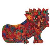 Djeco - Lion Art Puzzle 150pc