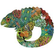 Djeco - Chameleon Art Puzzle 150pce