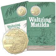 RA Mint - 2020 50c Uncirculated Coin Waltzing Matilda
