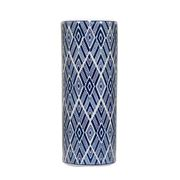 Florabelle - Aztec Vase Blue and White