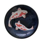Concept Japan - Aizome Koi Carp Plate Small 9cm