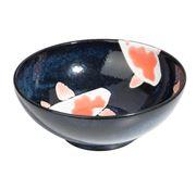 Concept Japan - Aizome Koi Carp Donburi Bowl 21.5cm