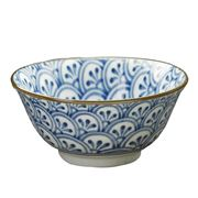 Concept Japan - Hana Seikaiha Bowl Small 15cm