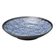 Concept Japan - Seikaiha Platter 29cm