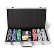 Cardinal - 300-Piece Poker Set w/ Aluminium Case