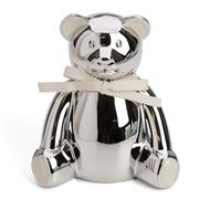 Whitehill -  Teddy Bear Silver-Plated Money Box