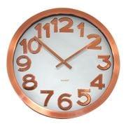 Degree - Stelton Wall Clock Copper 40cm