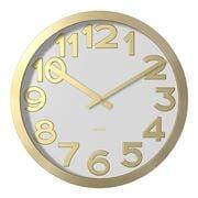 Degree - Stelton Wall Clock Gold 40cm