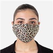 Element Mask - Adult Mask Leopard