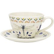 Ecology - Love Bug Cup & Saucer 280ml
