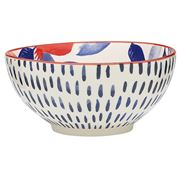 Ecology - Punch Pomegranate Large Noodle Bowl 17cm