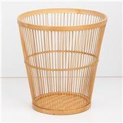 Peter's - Bamboo Waste Bin 29x30cm