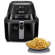 DeLonghi - Ideal Fry Digital Air Fryer Black