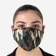 Element Mask - Adult Mask Camo Green