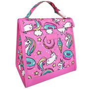 Sachi - Insulated Junior Lunch Pouch Unicorns