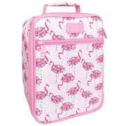 Sachi - Insulated Junior Lunch Tote Flamingos